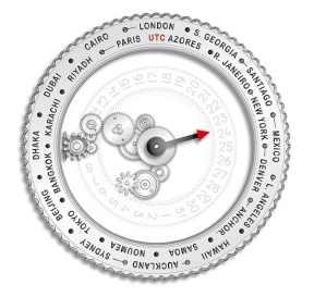 IWC Pilot's Watch Timezoner Chronogaph 3950