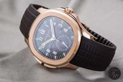 Patek Philippe Aquanaut 5164R-001-3148