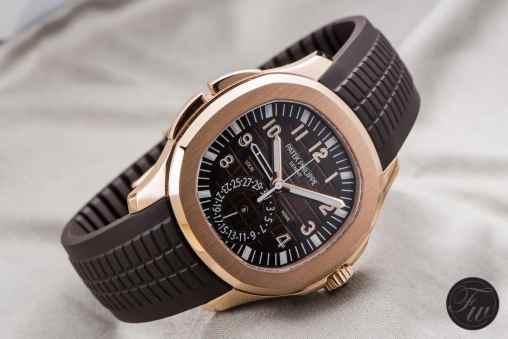 Patek Philippe Aquanaut 5164R-001-3160