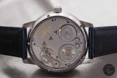 GO Quintessenz Senator Chronometer1785