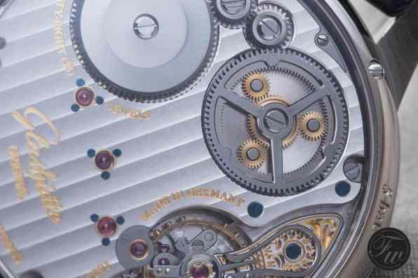 GO Quintessenz Senator Chronometer1791