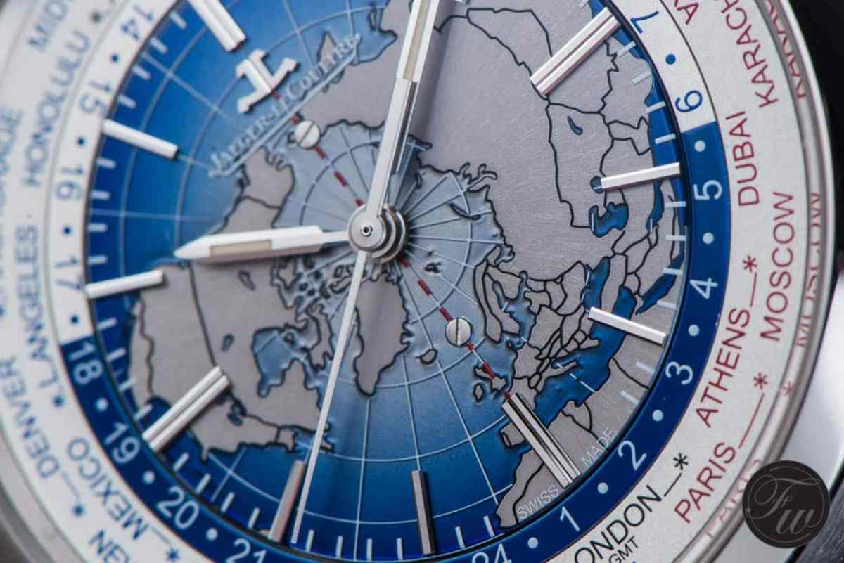 Jaeger-LeCoultre Geophysic® Universal Time-0473