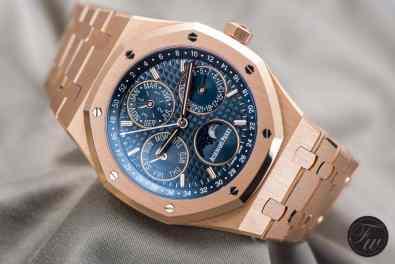 Audemars Piguet Royal Oak gold 26574OR