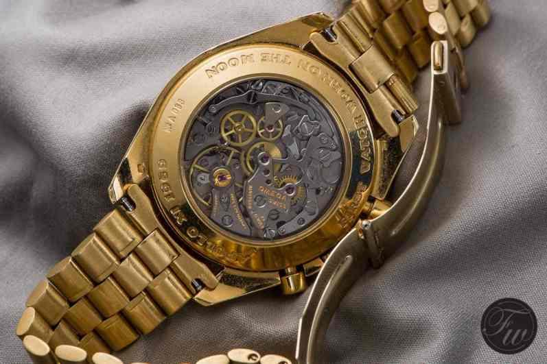 Speedmaster Gold-4195