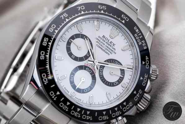 Rolex Daytona 2016 White Dial