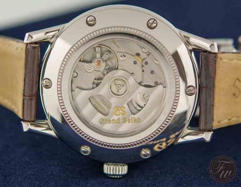 Grand Seiko SBGM021 Movement Caliber 9S66