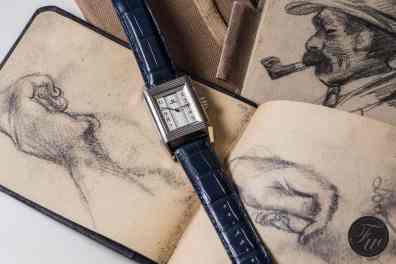 JLC Reverso a Eclipse - Van Gogh LE-4578