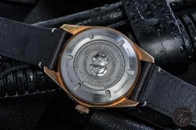 Oris Bronze Watch