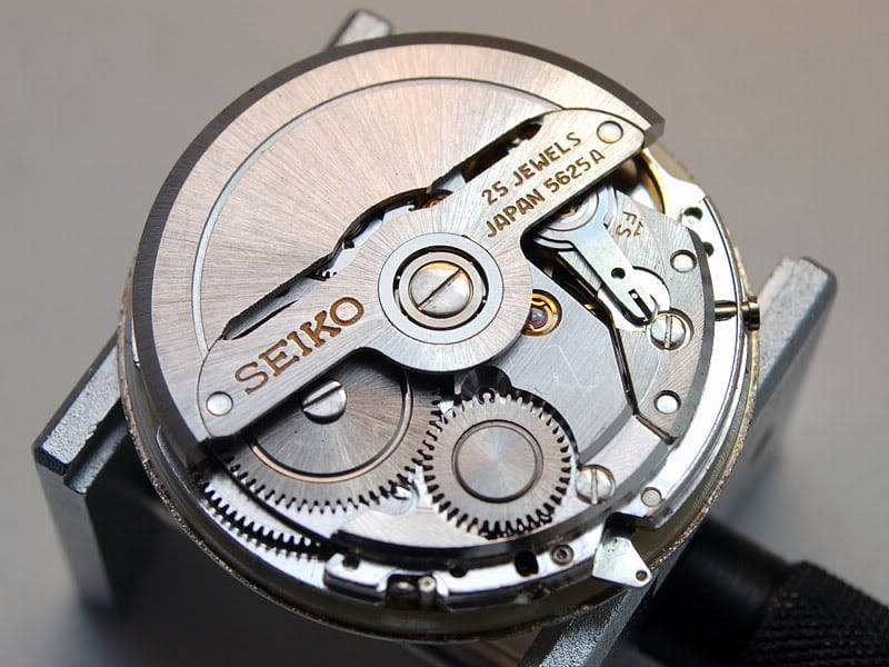 King Seiko 5626 movement