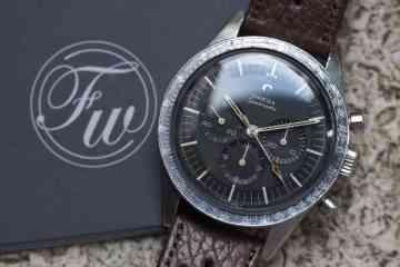 Speedmaster 105.003 Ed White