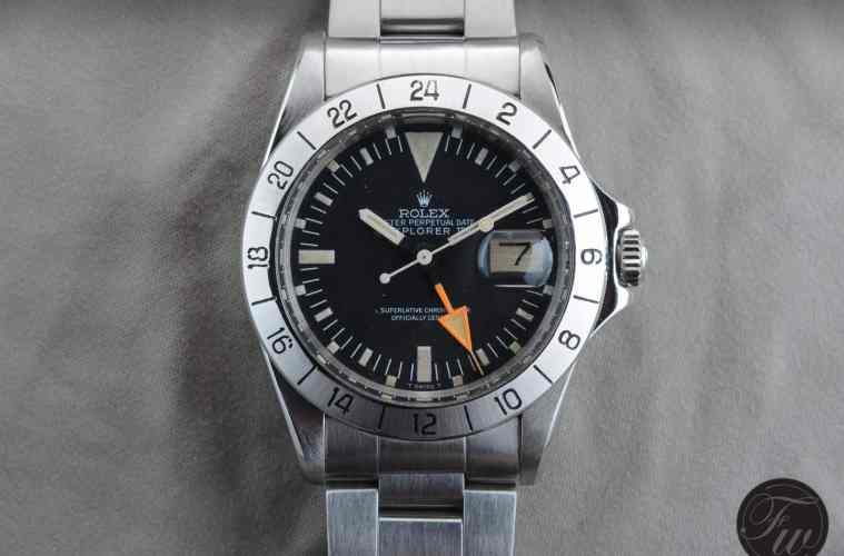 Rolex Explorer II Reference 1655