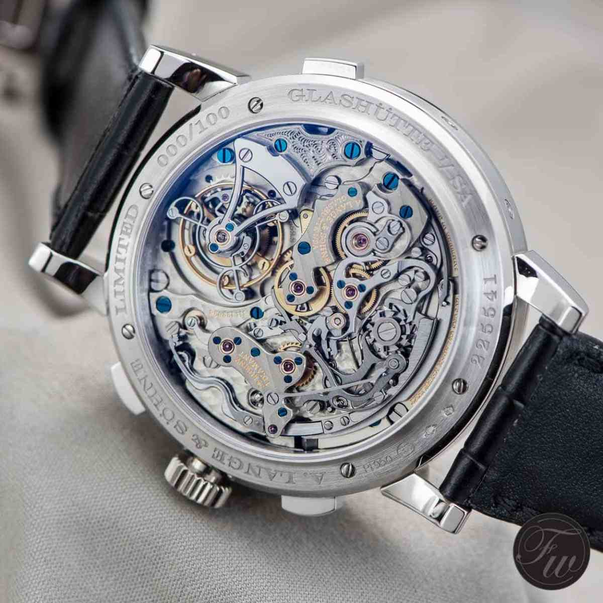 Top 10 Chronographs Movement