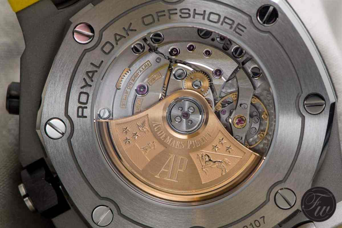 Top 10 Chronographs - AP movement