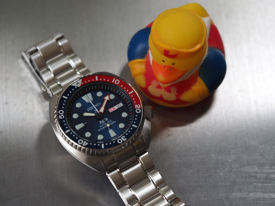 Seiko Divers