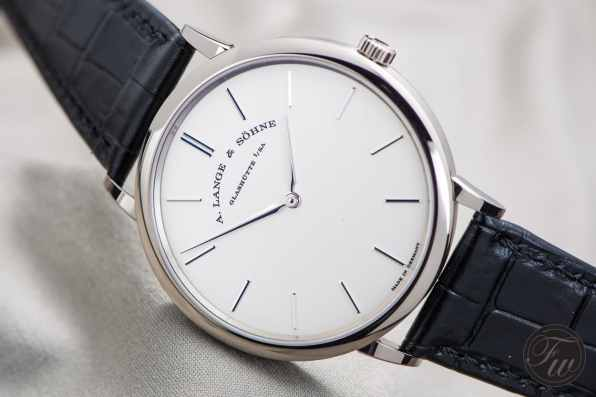 2016 Watches - A. Lange & Söhne Saxonia Thin
