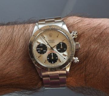 Rolex Daytona 6265 Big Red