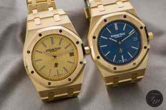 Audemars Piguet Royal Oak Extra-Thin in Yellow Gold