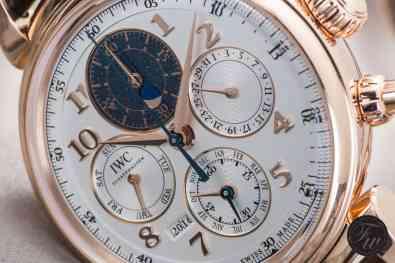 IWC Da Vinci Perpetual Calendar Chronograph IW392101