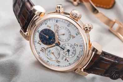 IWC Da Vinci Perpetual Calendar Chronograph IW392101-4917