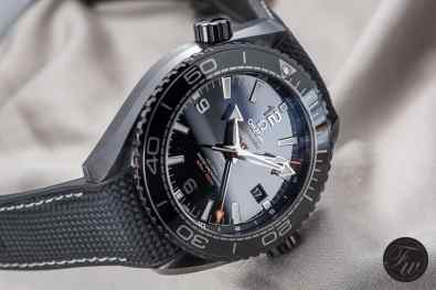 Omega Seamaster Deep Black