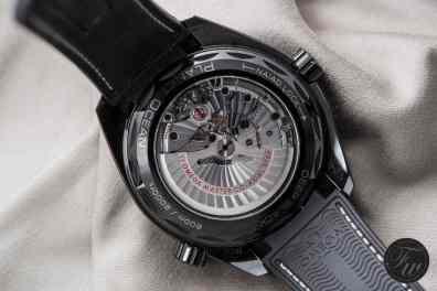 Omega Seamaster Deep Black161117009