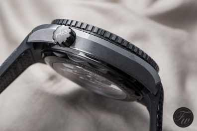 Omega Seamaster Deep Black161117012