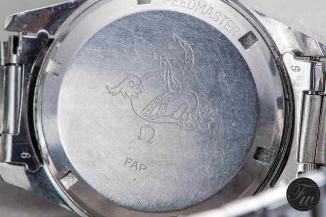 Omega Speedmaster Tropical Dial Parade