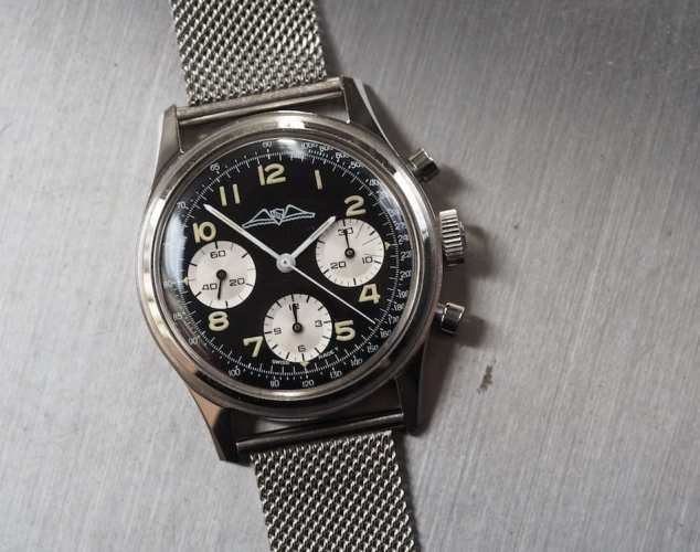 #TBT Breitling 765 AOPA Chronograph – an Exercise in Stunning Simplicity