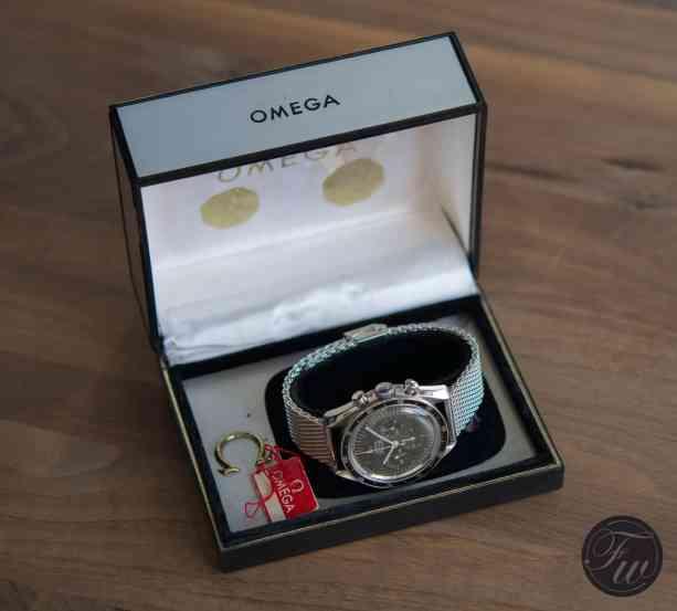 Omega Speedmaster Professional 105.12-63