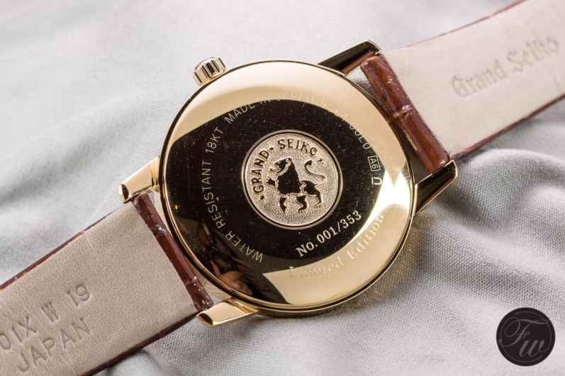 Grand Seiko SBGW252-9616