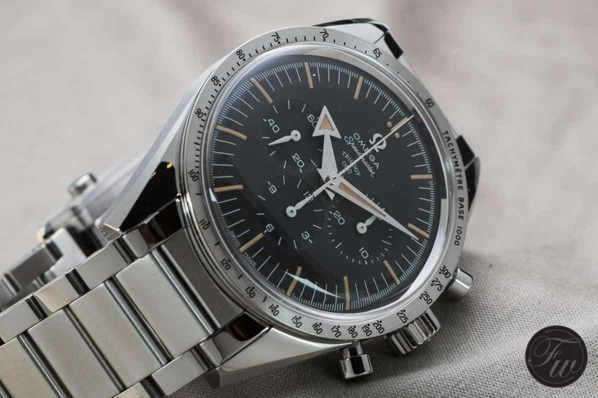 Omega Speedmaster 60th Anniversary Reference 311.10.39.30.01.001