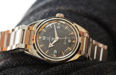 The Omega Railmaster 60th Anniversary
