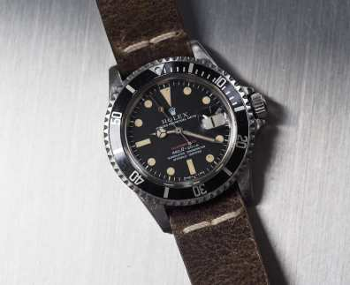 Rolex Red Submariner