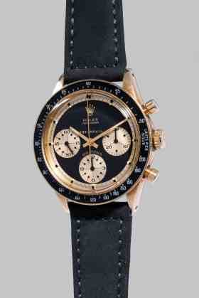 Rolex Daytona 6241 14K Gold, Paul Newman Dial, Tiffany & Co.
