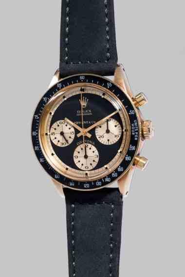 Rolex Daytona 6241 14K Gold, Paul Newman Dial, Tiffany & Co.