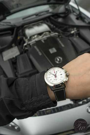 IWC Ingenieur AMG Launch011