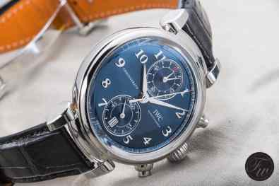 IWC Da Vinci Chronograph 'Laureus Sport for Good Foundation' IW393402-4909