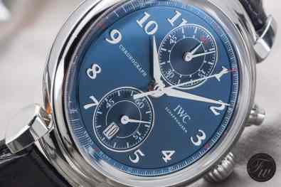 IWC Da Vinci Chronograph 'Laureus Sport for Good Foundation' IW393402-4911