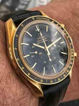 Gold Speedy book wrist 2
