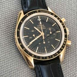 Gold Speedmaster 3695.50.31
