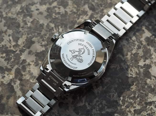 Omega Seamaster 300 60th Anniversary