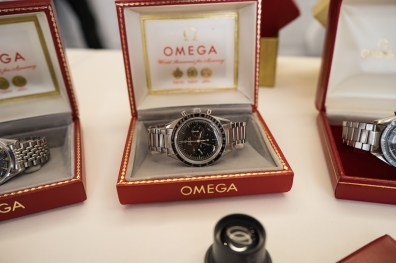 Omega GTG in Vienna