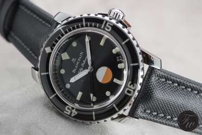 Blancpain Tribute to Fifty Fathoms MIL-SPEC-0873