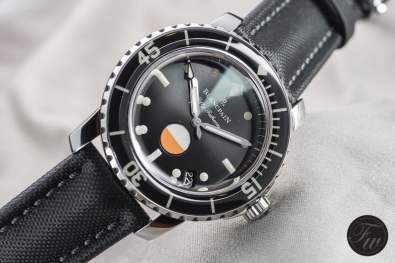 Blancpain Tribute to Fifty Fathoms MIL-SPEC-0874