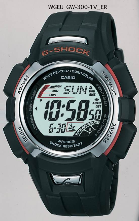 G-SHOCK GW-300-1VER