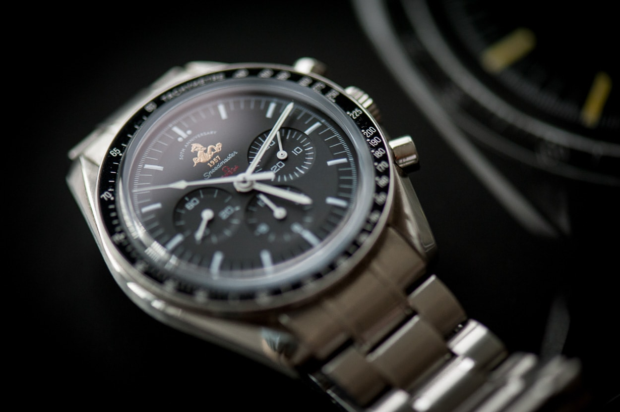 Speedy Tuesday - A Collector Talks About His Omega Speedmaster 50th