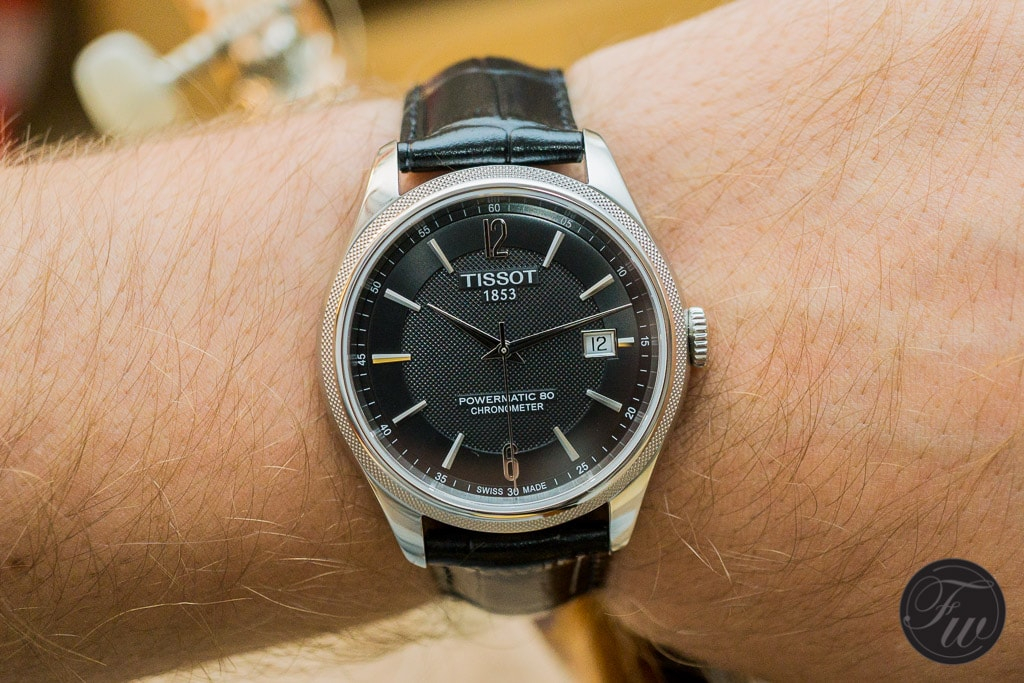 Tissot Ballade Powermatic 80 Cosc Hands On Review