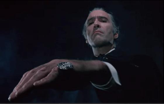 Dracula chrisstopher Lee