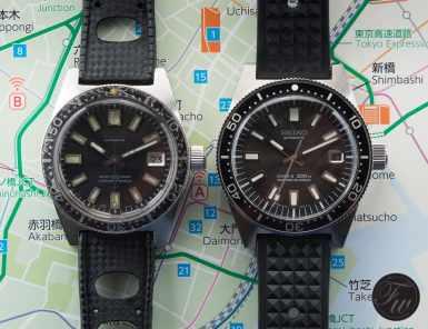 Seiko 62MAS and Seiko SLA017