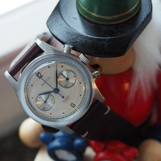 Baltic Chronograph Bicompax 001